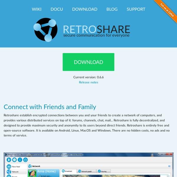 RetroShare
