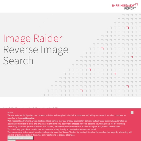 Reverse Image Search by Image Raider - Search by Image
