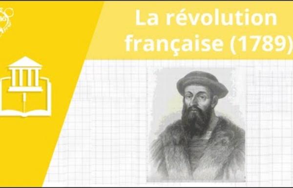 Allô prof - La Révolution française (1789)