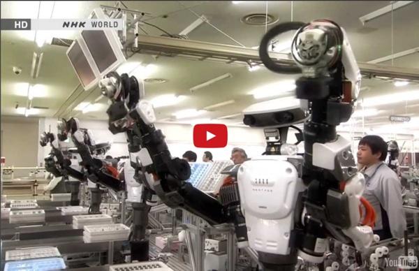 Robot Revolution: Will machines surpass humans?
