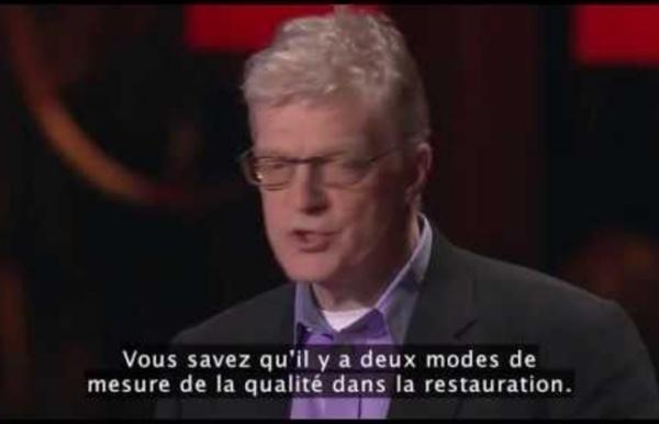 Sir Ken Robinson: Révolutionnez l'éducation!