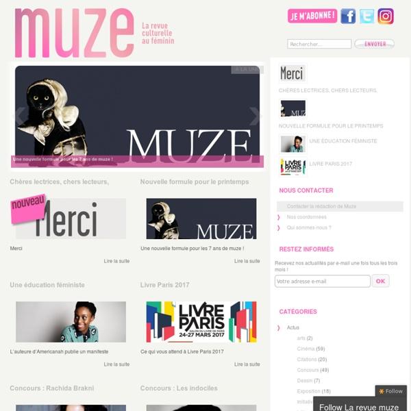 Blog.muze.fr