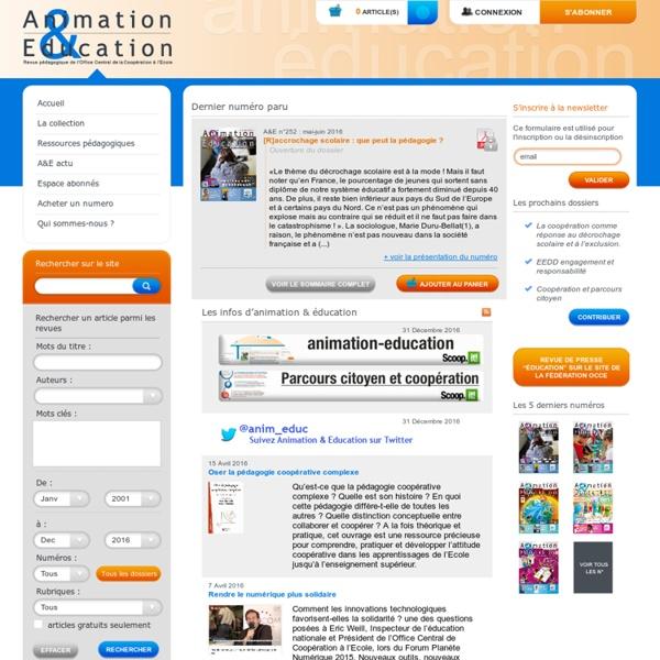 Animation & Education