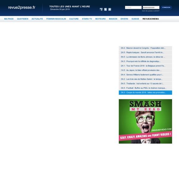 Revue2presse.fr - La revue de presse 100% gratuite sur le Web
