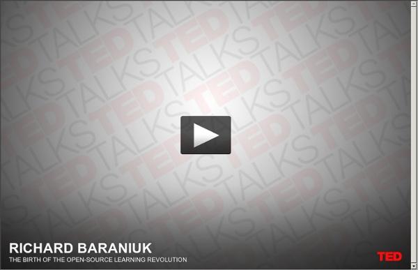 Richard Baraniuk on open-source learning
