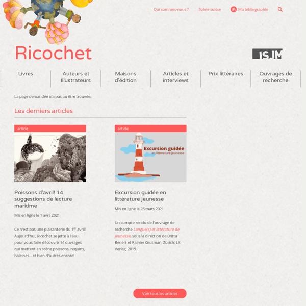 Ricochet Sommaire