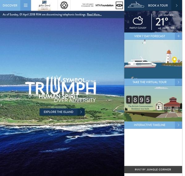 Robben Island Interactive