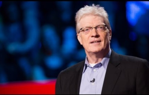 Ken Robinson: How to escape education's death valley