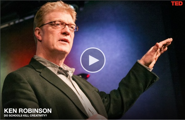 Ken Robinson: How schools kill creativity