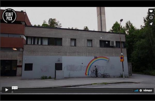 Robo-rainbow