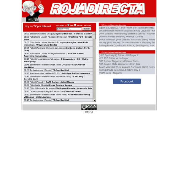 ROJA DIRECTA en Español