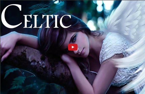 1H de musique celtique relaxante