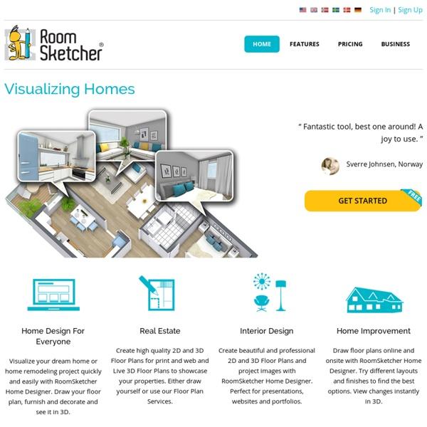 Visualizing Homes
