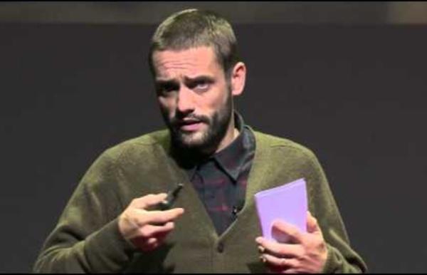 L'agriculture urbaine : Augustin Rosenstiehl at TEDxParis 2012