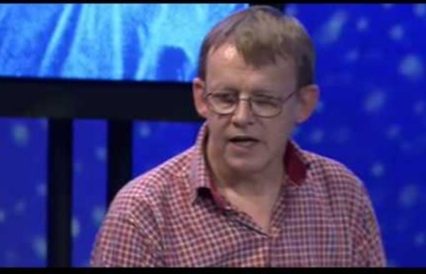 Hans Rosling: New insights on poverty and life around the world