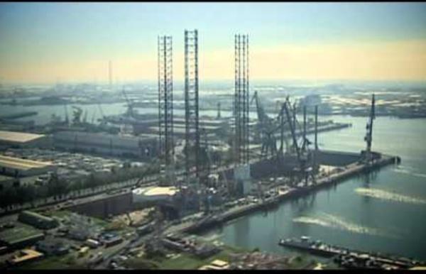 Rotterdam Your World Class Port