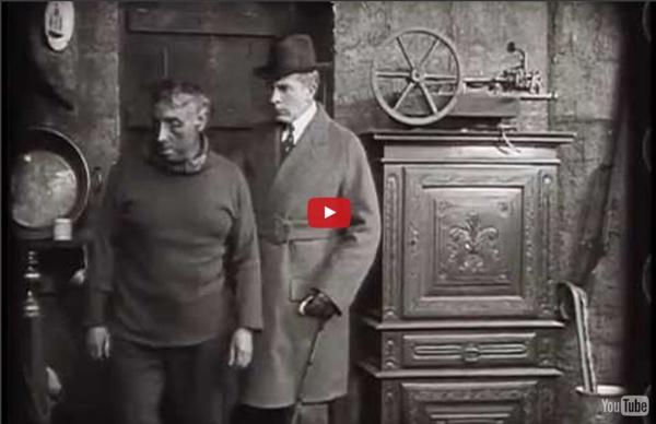 La Roue - Abel Gance - FILM COMPLET (4h21)