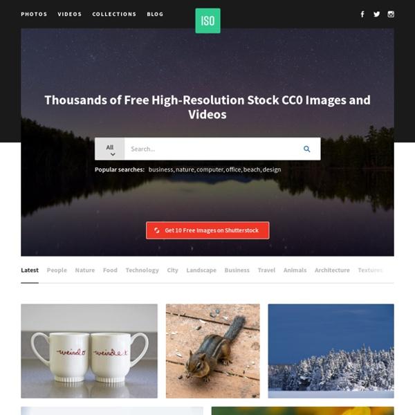 ISO Republic - Free Stock Photos for Creatives