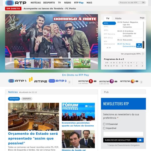 Rádio e Televisão de Portugal