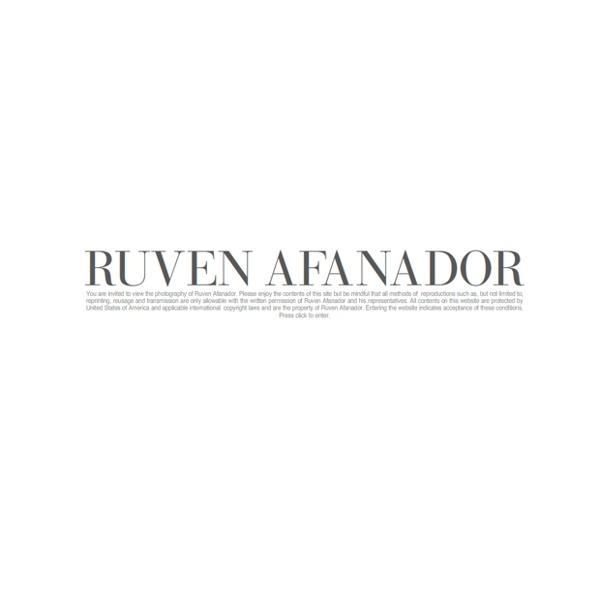 RUVEN AFANADOR