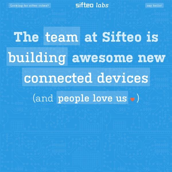 Sifteo - Intelligent Play