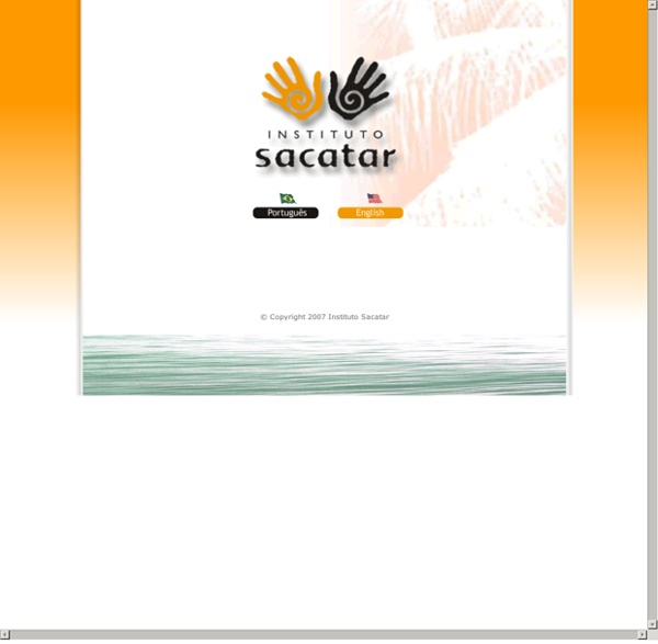 Sacatar foundation brazil