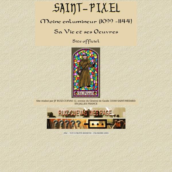 SAINT-PIXEL - LE SITE OFFICIEL