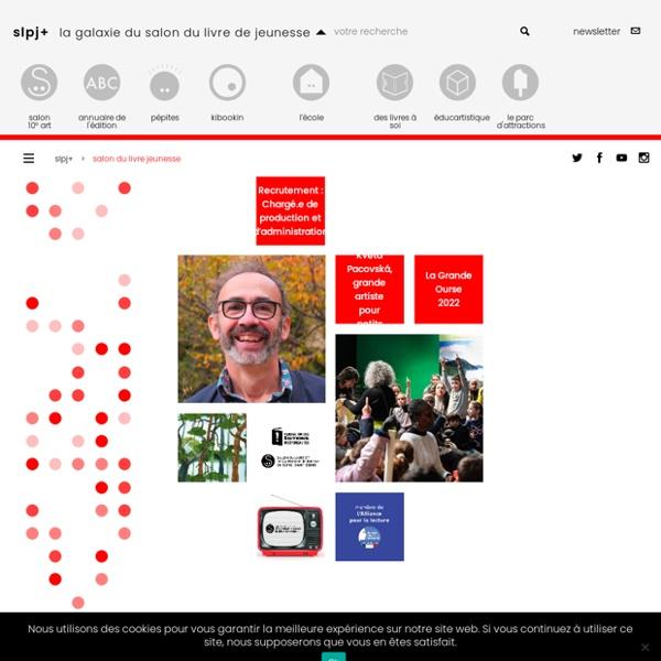 Salon du livre de jeunesse de Montreuil : Portail