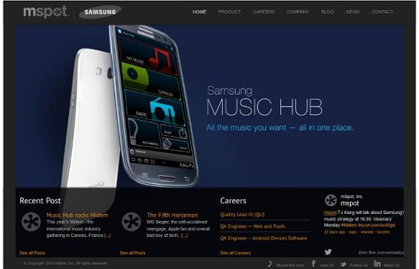 mSpot Music