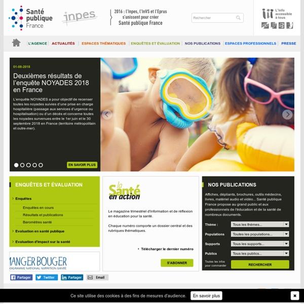 Institut national de prévention et d'éducation pour la santé