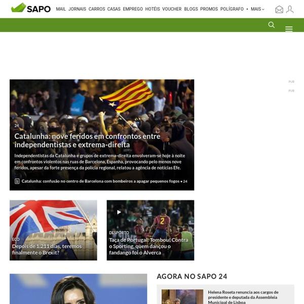 SAPO - Portugal Online!