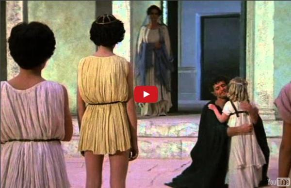 "Satyricon ""Federico Fellini"" 1969 - Filme Completo (Full Movie) / Legendado PT"
