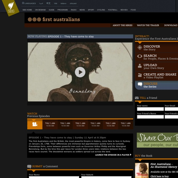SBS: First Australians