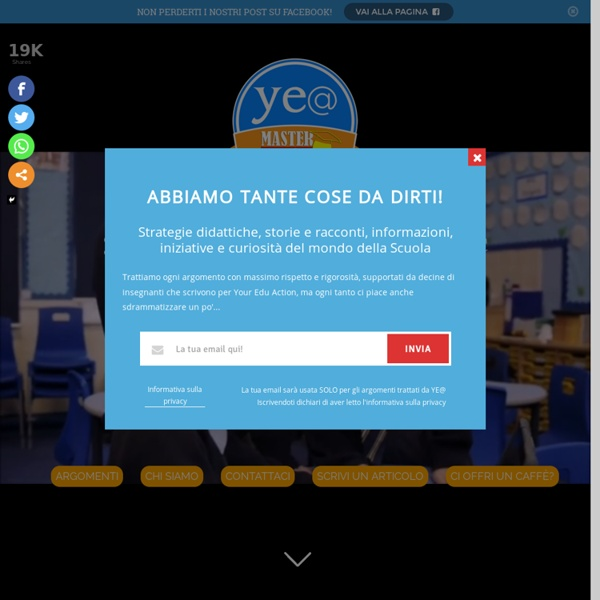 Your Edu Action - L'azione di educare ed imparare