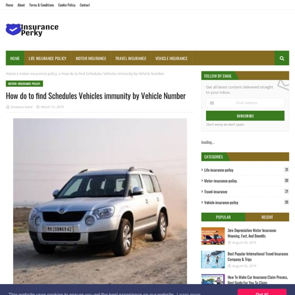How do to find Schedules Vehicles immunity by Vehicle Number