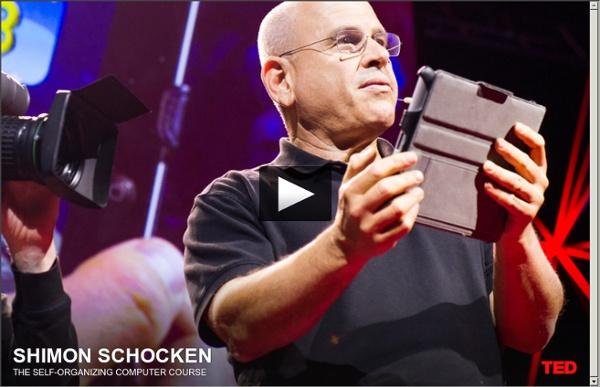 Shimon Schocken: Le cours d'informatique auto-organisé