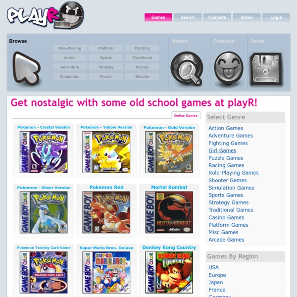 Free old school flash gaming action online!