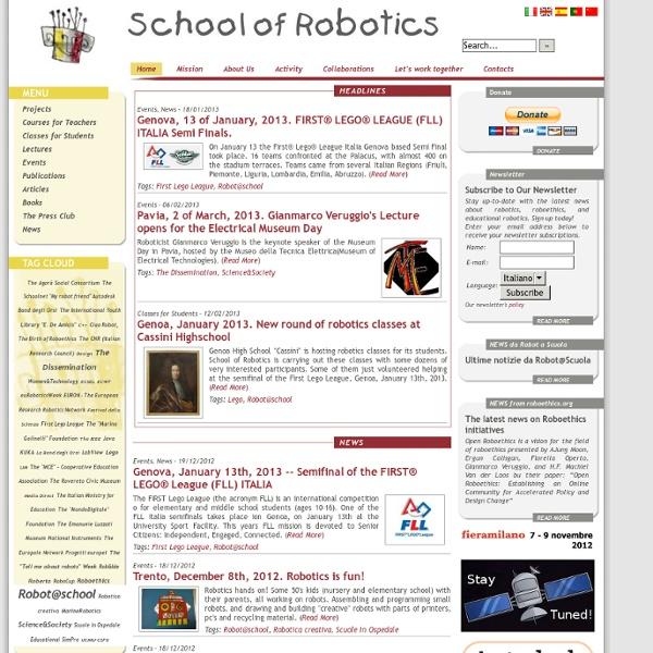 School of Robothics