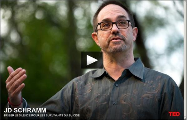 JD Schramm: Briser le silence pour les survivants du suicide