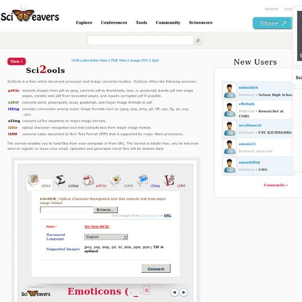 Herramientas multiple formatos documentos - imagenes Online