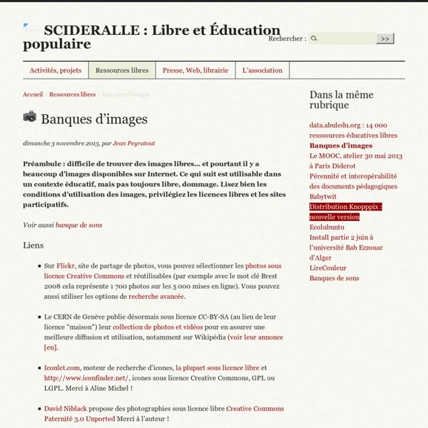 Libre et Éducation populaire - Banques d'images