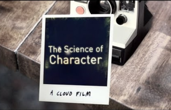 "The Science of Character (a new 8 min ""Cloud Film"")"