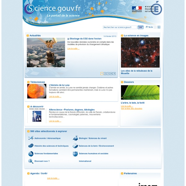 Science.gouv.fr