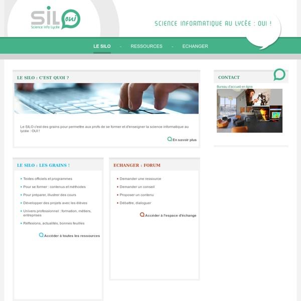 Science Info Lycée