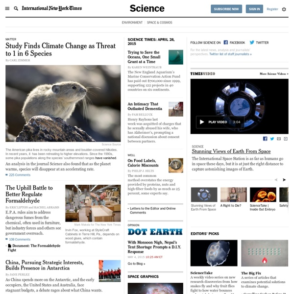 The New York Times on the Web: Free Articles