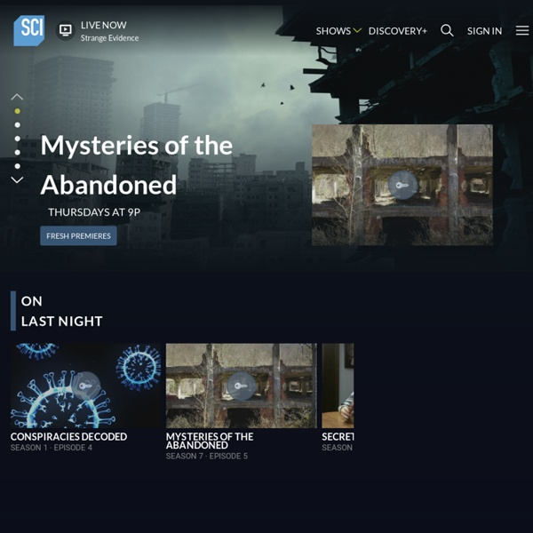 Science - Official Site