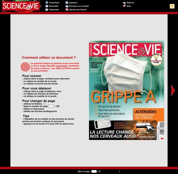 Science et Vie - Septembre 2009