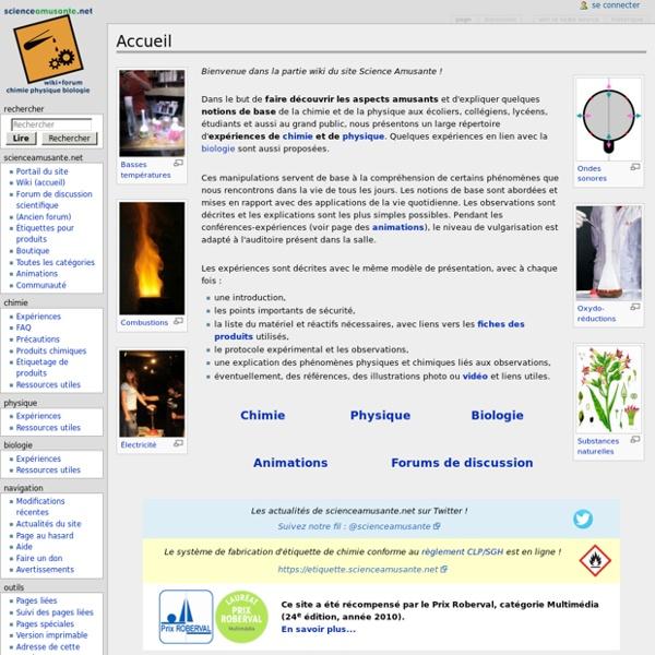 Scienceamusante.net