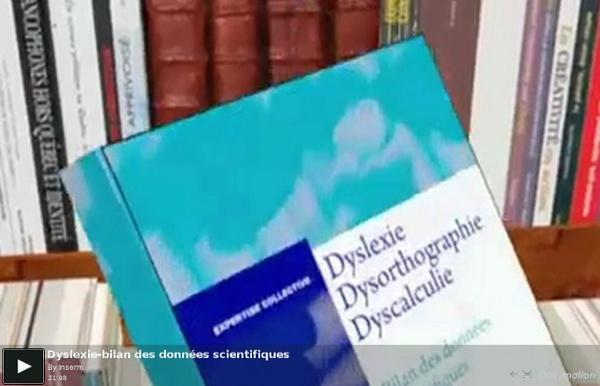 Dyslexie-bilan des données scientifiques