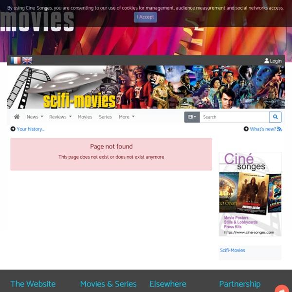 SCIFI Movies